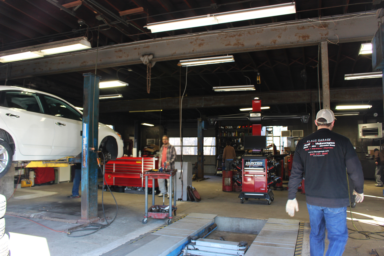Klaus Garage - Professional, Modern, Complete Auto Repair Shop